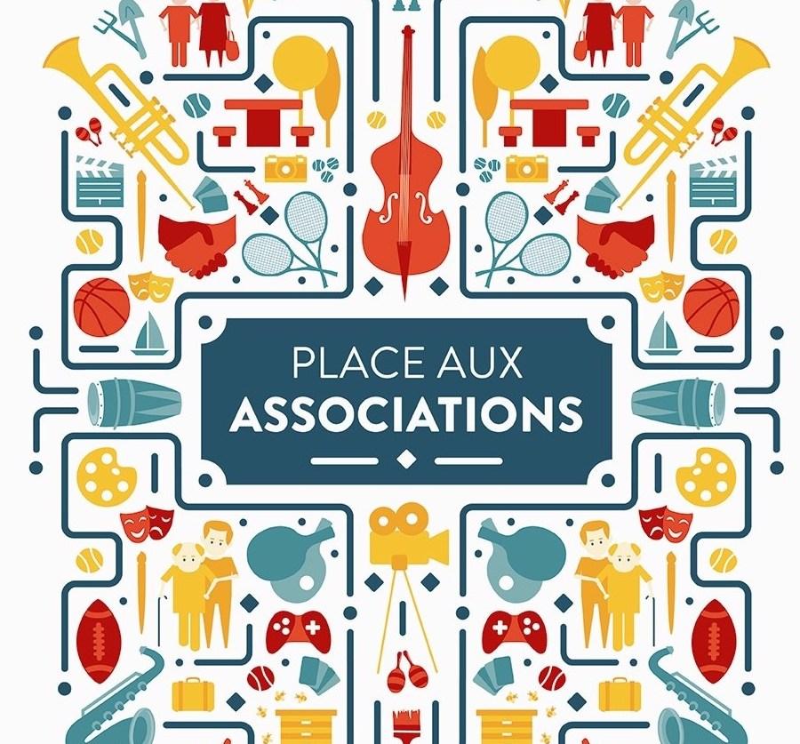 Forum «Place aux associations»  septembre 2019