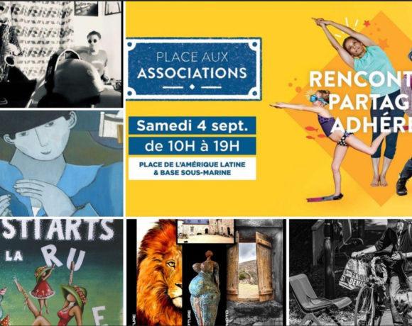 Forum des associations 4 septembre 2021